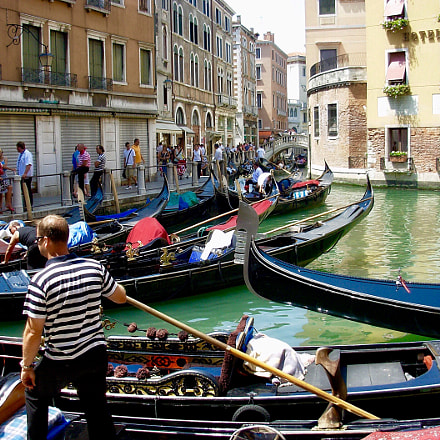 Венеция. , Nikon COOLPIX L1
