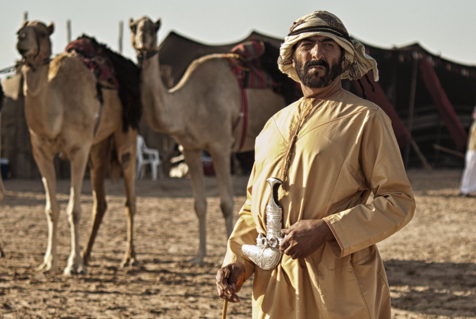 Photograph Bedouin Man  by Sugesh Gopal on 500px