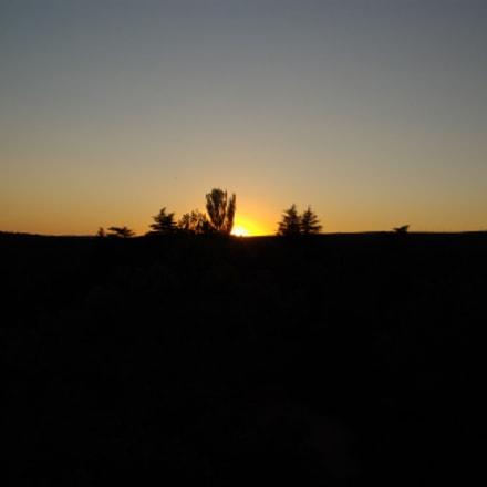 The night is coming..., Pentax K10D, smc PENTAX-DA 18-55mm F3.5-5.6 AL