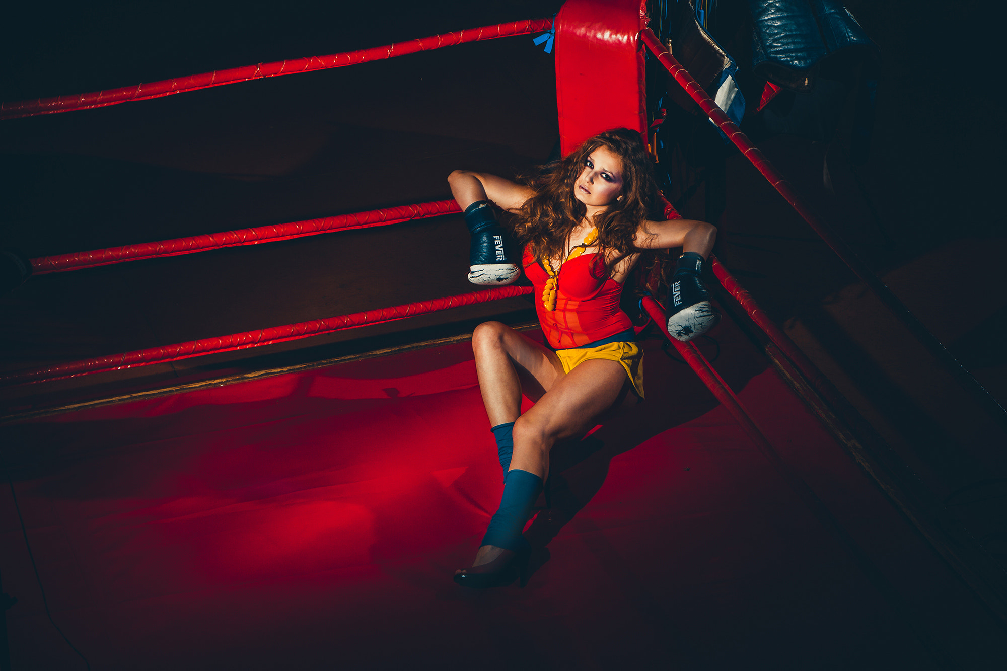 Photograph boxing 1 by Ivan Kuntsevich on 500px