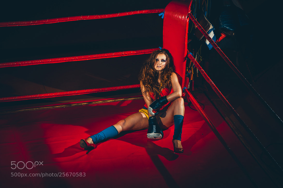 Photograph boxing 2 by Ivan Kuntsevich on 500px