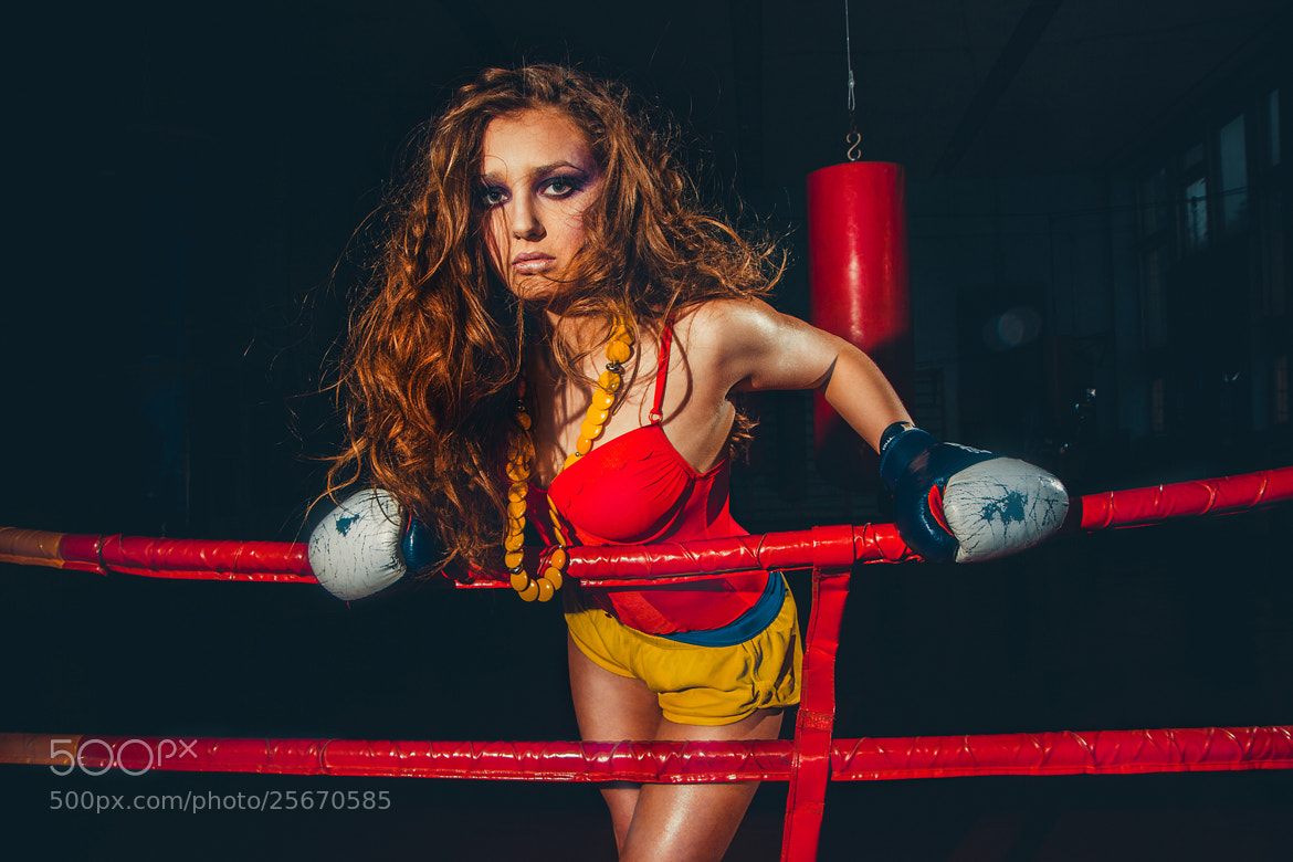 Photograph boxing 3 by Ivan Kuntsevich on 500px