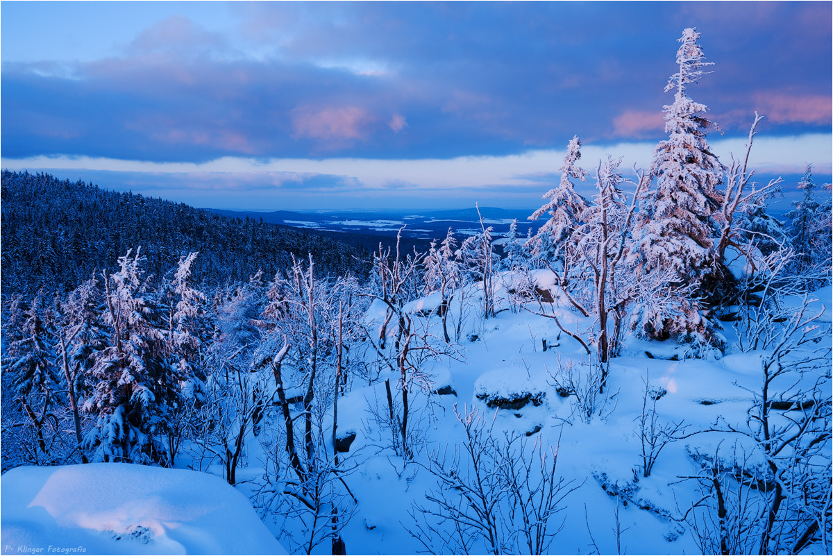 Photograph Franconian winter by Philip Klinger on 500px