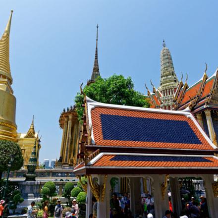 Prasat Phra Thep Bidon, Sony ILCE-7RM2, Sony E 20mm F2.8