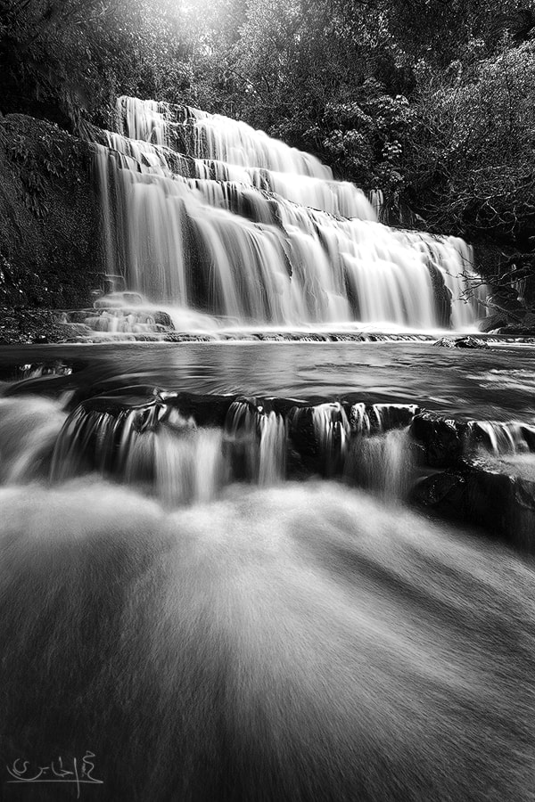 Photograph Endless Falls by Mohamed Al Jaberi on 500px