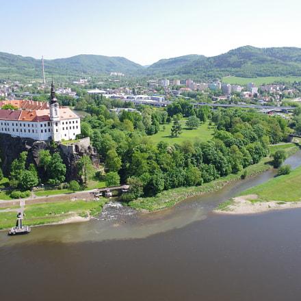 View of Děčín, RICOH PENTAX K-70