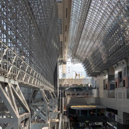 JR Kyoto Station Building, Panasonic DMC-TX1
