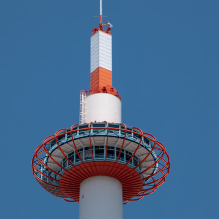 Kyoto Tower Building, Panasonic DMC-TX1
