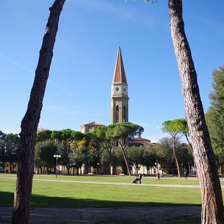 Arezzo park, RICOH PENTAX K-70