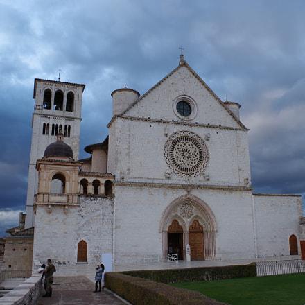 Basilica of Saint Francis, RICOH PENTAX K-70