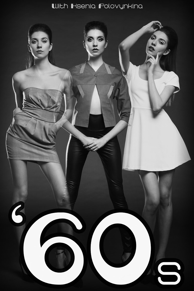 Photograph '60s cover by Sara El Beshbichi on 500px