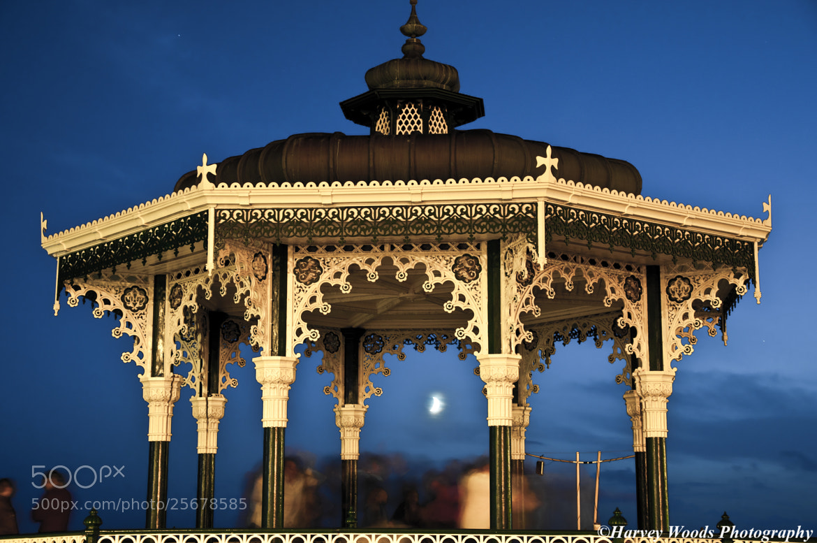 Photograph Brighton Bandstand by Harvey Woods on 500px