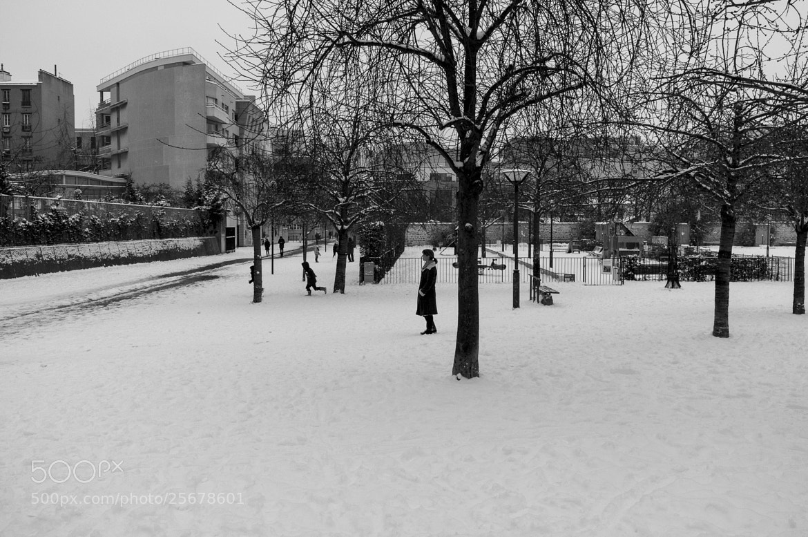 Photograph Snow by Olivier  on 500px