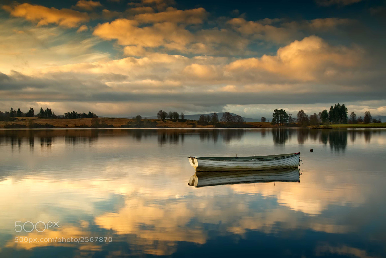 Photograph Loch Rusky, Trossachs... by David Mould on 500px