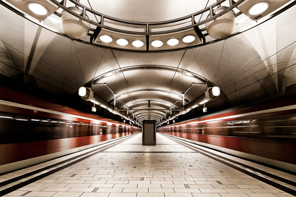 Photograph Underground by Jürgen Schrepfer on 500px