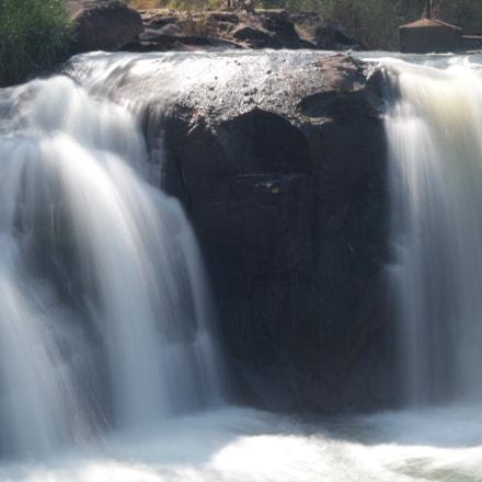 Cachoeira da Fazenda Ipanema, Canon EOS REBEL T5I, Canon EF 50mm f/1.8