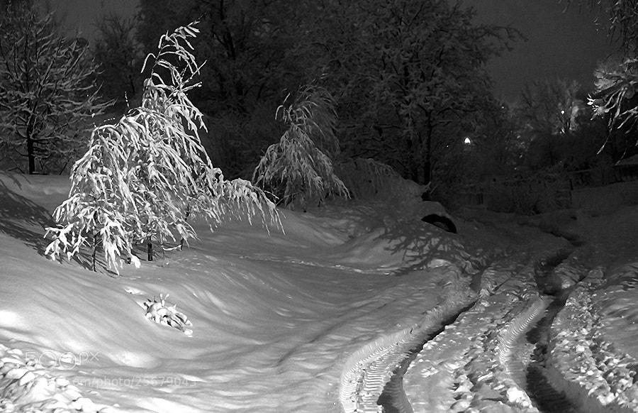 Photograph dark Night by Vitaliy Stavash on 500px