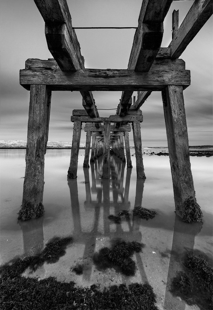 Photograph Under the Pier by Stephen Emerson on 500px