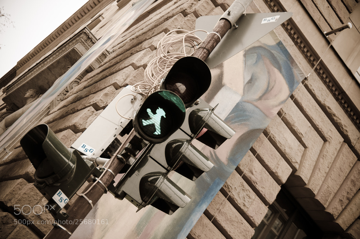 Photograph de - berlin - ampelmann by woldemarr ☺ on 500px