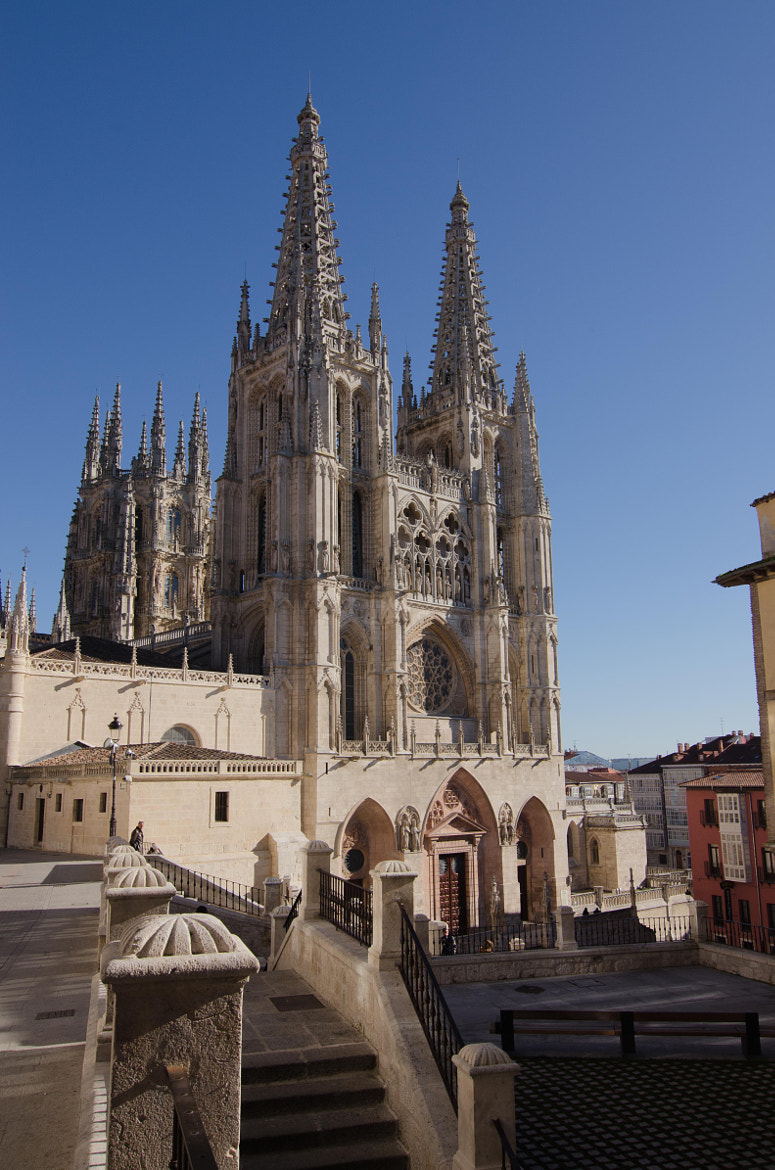Photograph catedral burgos by Miguel Bustos on 500px