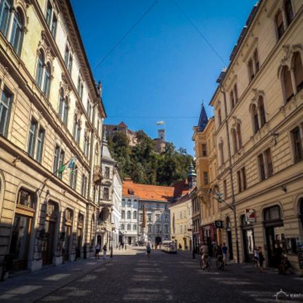 Summer in Ljubljana, Fujifilm FinePix JZ100/JZ110
