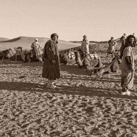 Beduins, Fujifilm FinePix V10