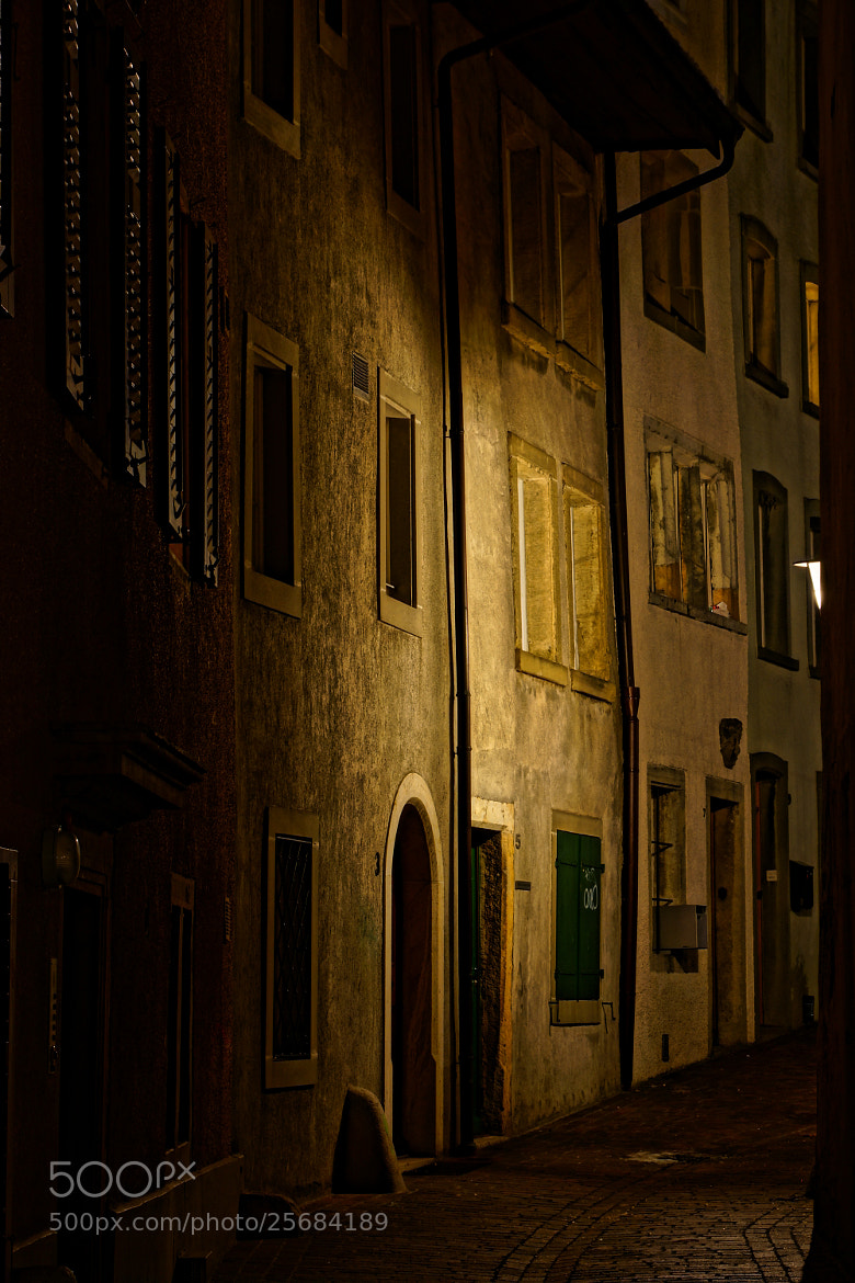Photograph Narrow Alley  by Dani Pfister on 500px