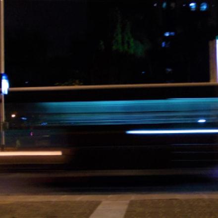 The Blurry Bus, Nikon COOLPIX L23