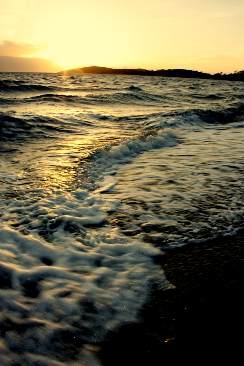 Photograph sunset over sea by Sercan Sümerli on 500px