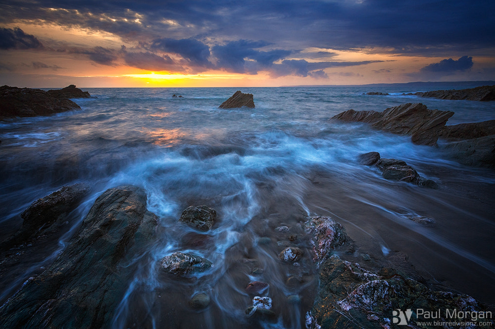 Photograph Shore Scramble by Paul Morgan on 500px