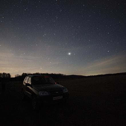 observations of Jupiter, Canon EOS 5D MARK II, Sigma 15-30mm f/3.5-4.5 EX DG Aspherical
