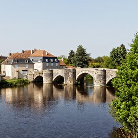 Le vieux pont Saint, Canon EOS 100D