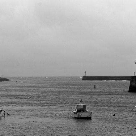 Le port de Saint, Canon EOS 100D