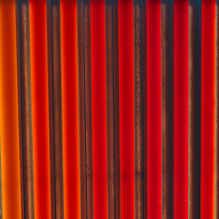 Colourful Panels - Street, Sony ILCE-7M2, Sony FE 35mm F1.4 ZA