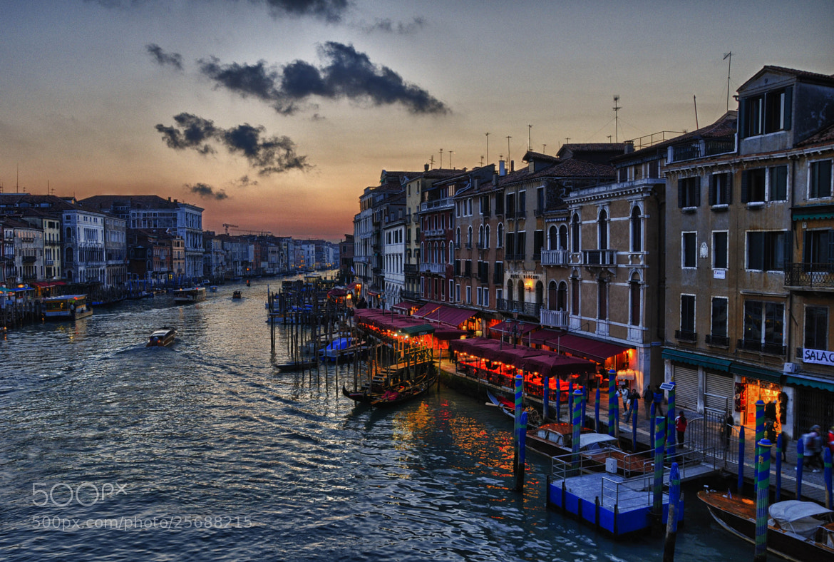 Photograph Venice Sunset by Roberto Rossi on 500px