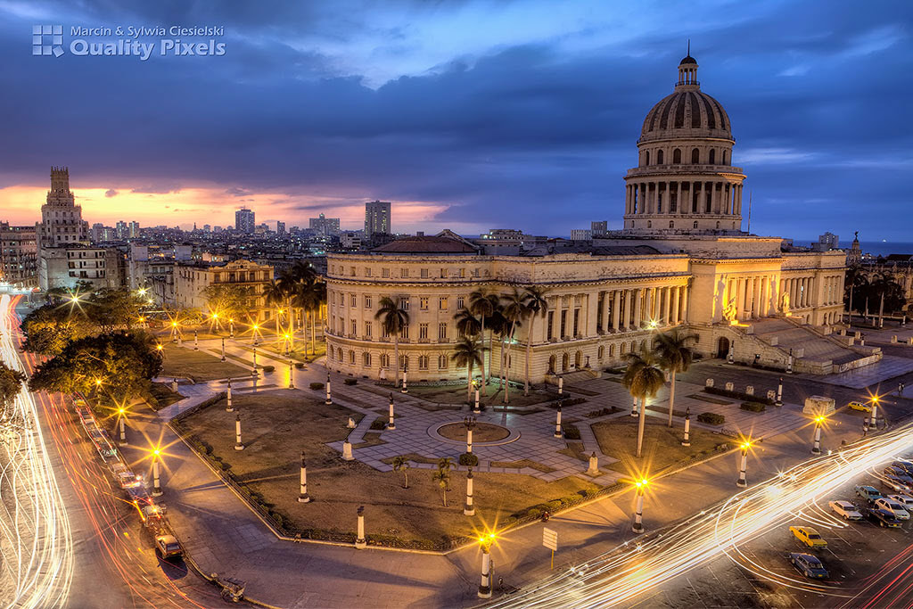 Photograph Capitolio by night by Quality Pixels Marcin and Sylwia Ciesielski on 500px