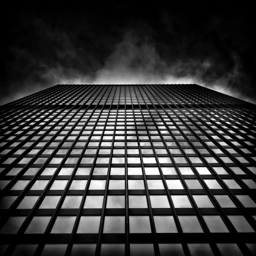 Photograph Toronto Dominion Centre No 79 Wellington St W by Brian Carson on 500px