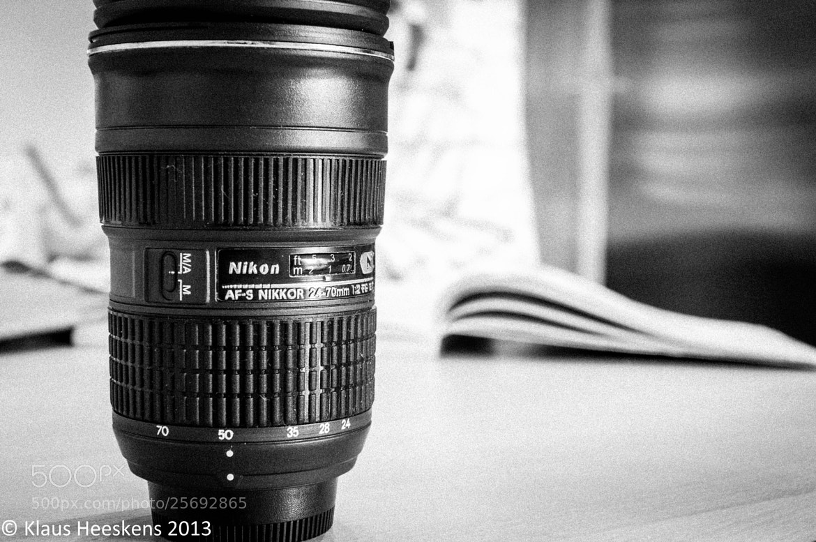 Photograph My new ... cup by Klaus Heeskens on 500px