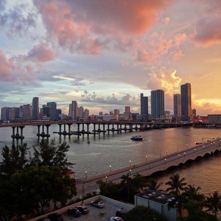 Miami downtown, Sony DSC-WX100