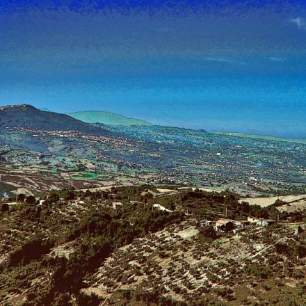 panorama verde Irpinia, Panasonic DMC-TZ25