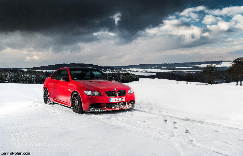 Photograph BMW E92 M3. by Dennis  Noten on 500px