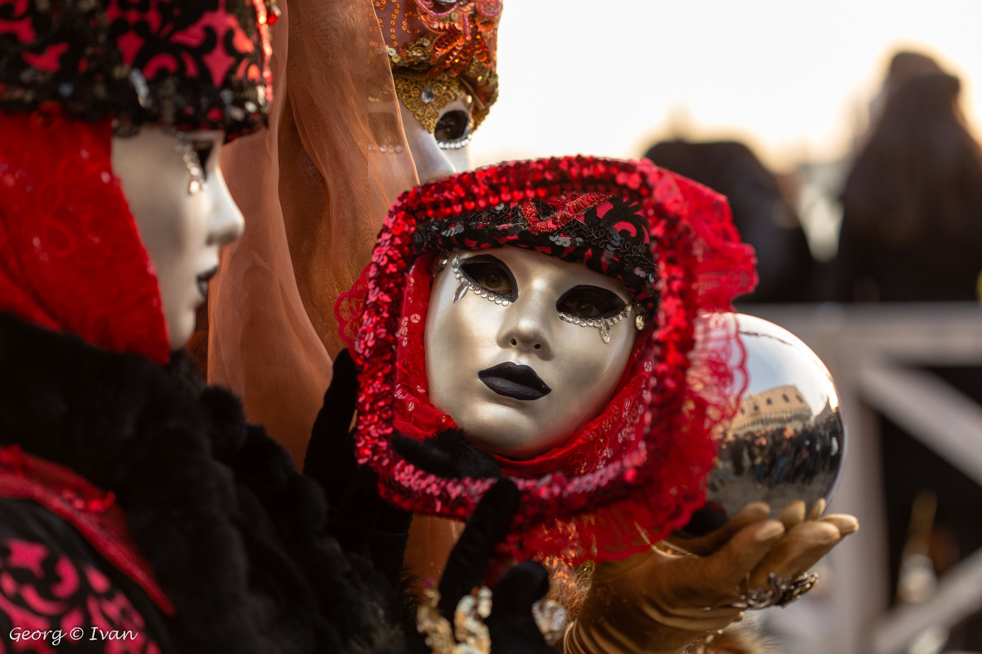 Photograph Carneval in Venice I by Georg Ivan on 500px