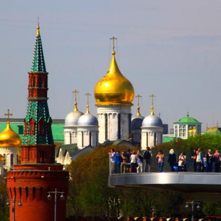 Москва  майская, Canon EOS 500D, Canon EF 75-300mm f/4-5.6