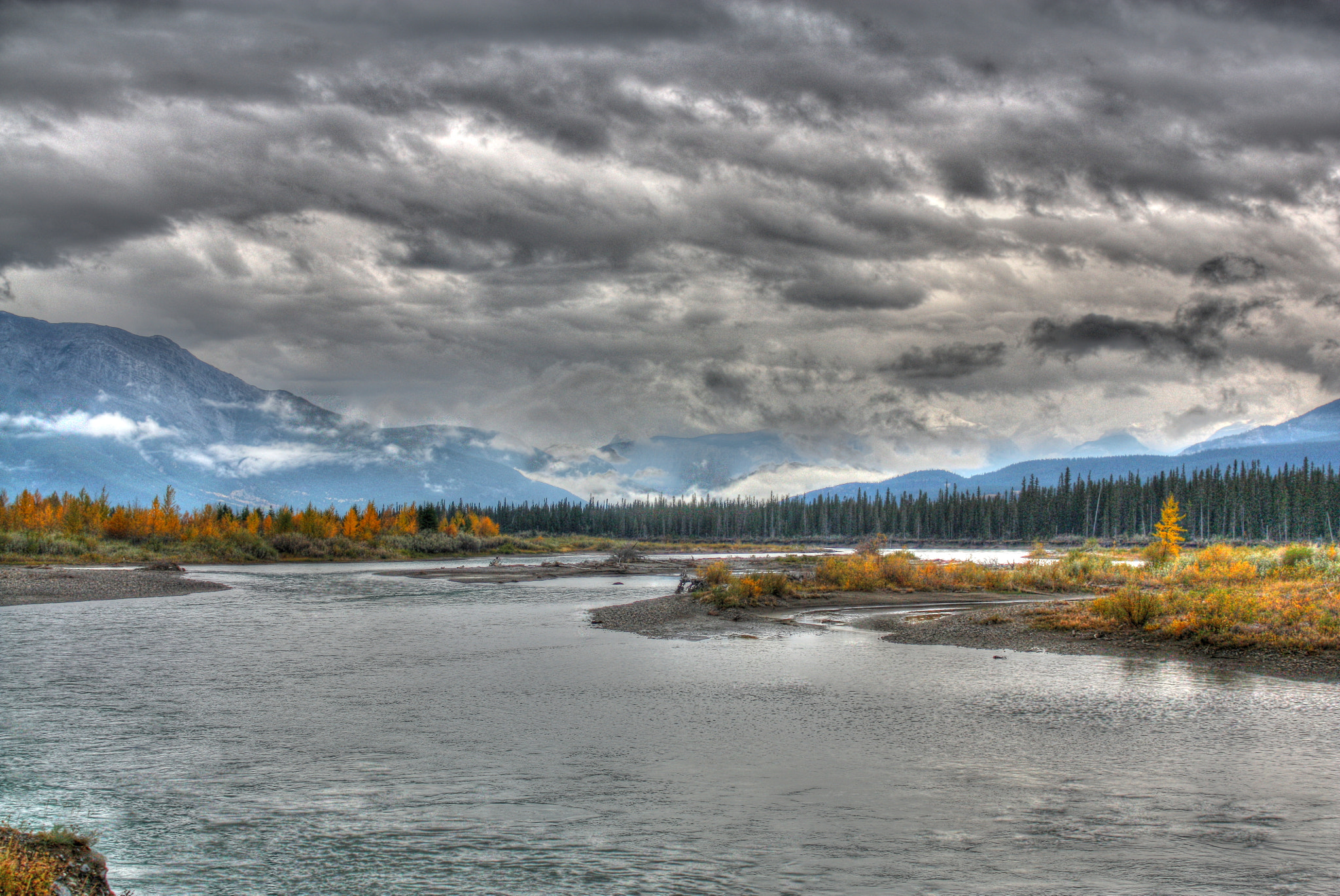 Photograph The River by Michael Moore on 500px