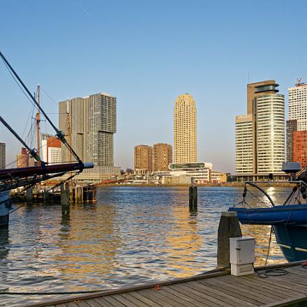 Veerhaven & Kop van Zuid, Nikon D750, AF-S Nikkor 18-35mm f/3.5-4.5G ED