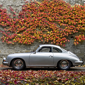 Porsche 356 Autum by Rolf Nachbar (RolfNachbar)) on 500px.com