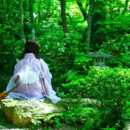 Gifu Park 2, Canon EOS KISS X9