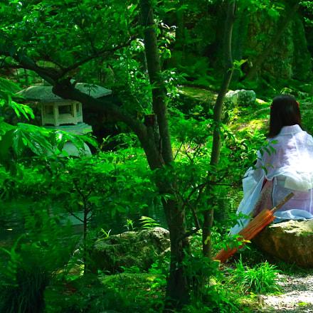 Gifu Park 3, Canon EOS KISS X9