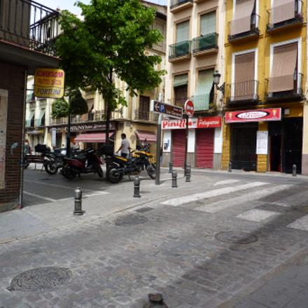 Granada, Andalucia, Panasonic DMC-TZ6