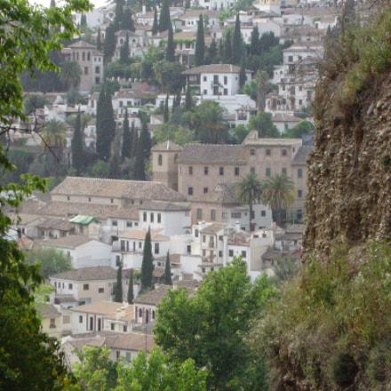 Granada, Andalucia, Sony DSC-V1